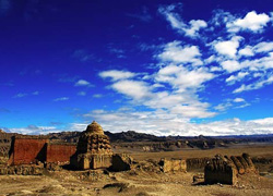 The Tombs of the Tibetan Kings